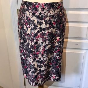Talbots pencil skirt - size 6